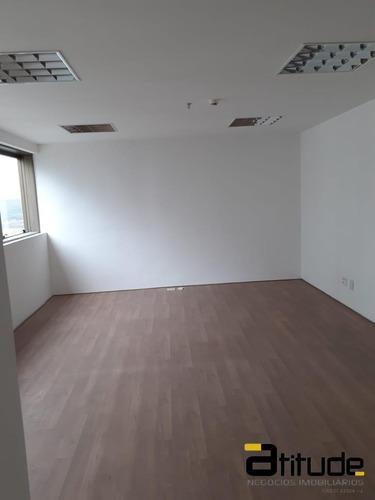 Imagem 1 de 5 de Sala Comercial  Para Locação - Barueri Bethaville - 4376