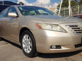 Toyota Camry 2.5 Xle 2007 L4 Aa Ee Qc Piel