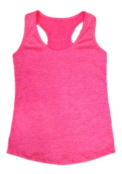 Musculosas Deportivas De Mujer Dama Running Proactivashop