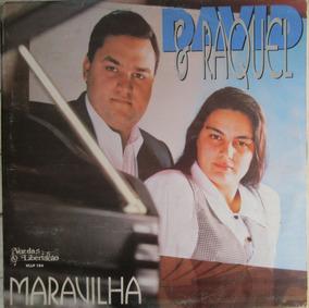 Lp Maravilha David E Raquel