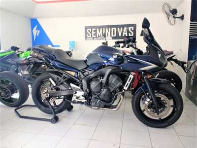 Yamaha Fz6 Fazer 600 S 2009