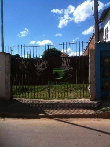 Terreno Residencial À Venda, Costazul, Rio Das Ostras. - Te0067