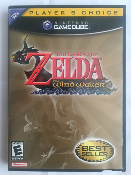 The Legend Of Zelda The Wind Waker Game Cube