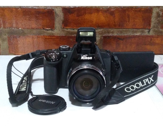 Câmera Digital Nikon Coolpix P520 + Tripé Wt 3750