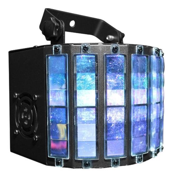 Luz Led Audiorítmica Rgbwap Con Control Dmx Nightsun Spg017k