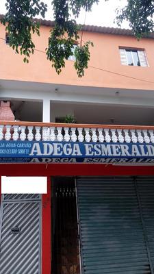 Casa Em Condominio Com 1 Quarto No Jd Esmeralda Ref 485