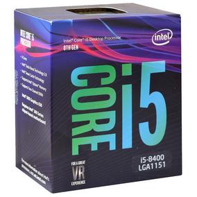 Processador Intel I5 8400 Coffee Lake 8a Geração 1151