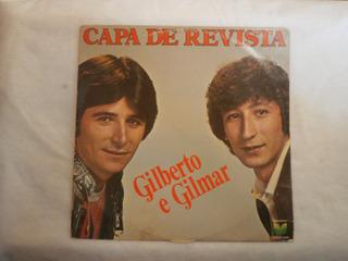 Lp Gilberto E Gilmar - Capa De Revista, Disco De Vinil, 1983