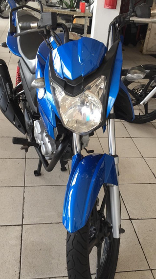 Yamaha Fazer 150 Sed 2015 *casa Das Motos*