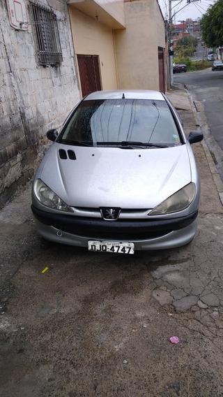 Peugeot 206 2004 1.0 16v Selection 5p