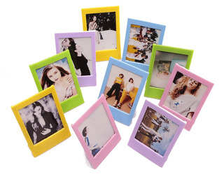 Fujifilm Instax Mini Ten Pack De Marcos De Fotos Para P...