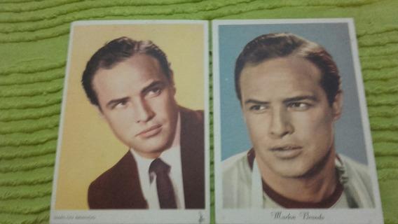 Fotos Postales De Marlon Brando