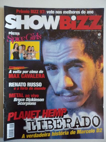Revista Showbizz Ano 13 - N 12