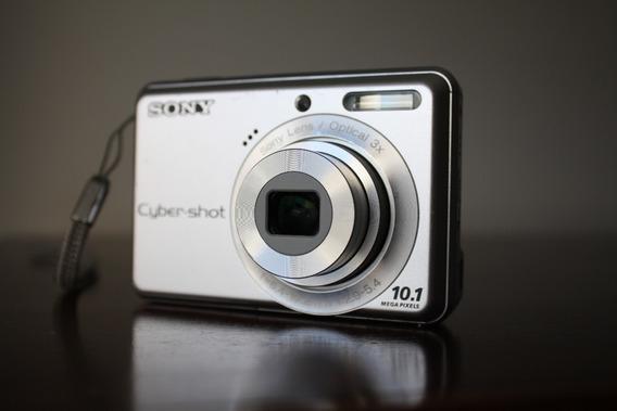 Câmera Digital Sony Dsc-s930 10.1 Megapixel Fotos Do Produto