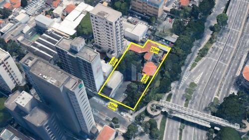 Imagem 1 de 3 de Terreno À Venda, 1700 M² Por R$ 10.200.000 - Jardim - Santo André/sp - Te0122