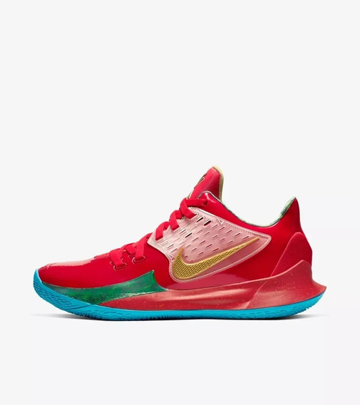 Nike Kyrie Low 2 Bob Esponja Mr. Krabs 41 Avista 750