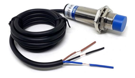 Cm18-3008pa Sensor Capacitivo Não Faceado 6-36vcc Na Pnp