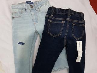 Jean Azul Carters Bebe Niño Pantalon 12 A 18 Meses