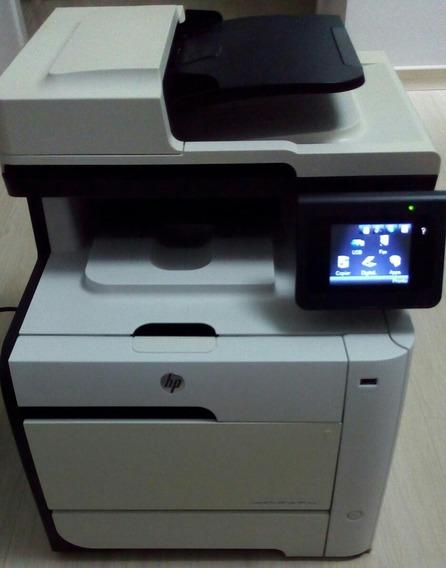 Impressora Hp Laserjet Pro 400 M475dn