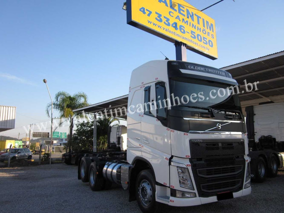 Volvo Fh 460 - Globetrotter - Trucado - 6x2 - I-shift - 2016