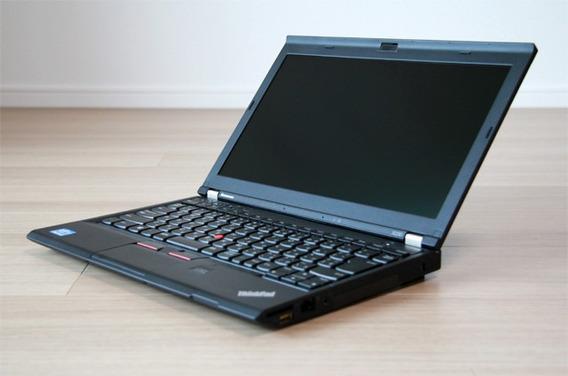Ultrabook Thinkpad X230 Processador I5 Com 8gb De Ram, 320hd