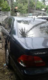 Vendo Lexus Ls430, Año 2001,sedan, Por Piezas