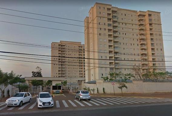 Apartamento Residencial À Venda, Parque Residencial Lagoinha, Ribeirão Preto. - Ap2018