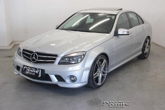 Mercedes-benz C 63 Amg 6.3 Sedan V8 Gasolina 4p Automatico