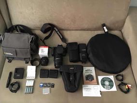 Câmera Fotografica Canon T2i