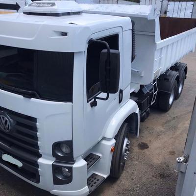 Volkswagen Vw 24.250 Truck Caçamba Transfiro Divida