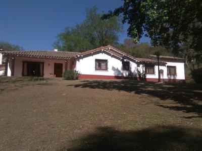 Alquiler Temporal Magnífica Casa Quinta La Granja Córdoba