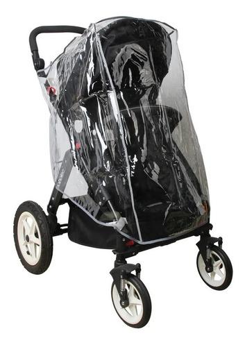 Capa De Chuva Universal P/ Carrinhos De Bebê Multikids Bb352