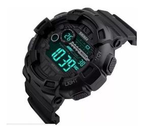 Relógio Masculino Skmei 1243 Feminino Led Digital Esportivo