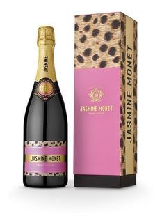 Champagne Jasmine Monet - Pink Rosé Con Estuche