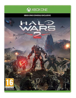 Halo Wars 2 Xbox One Nuevo Fisico Sellado