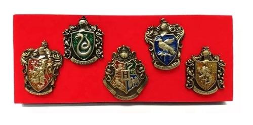 Harry Potter Escuelas Caja Accesorios Pin Broche, Prendedor