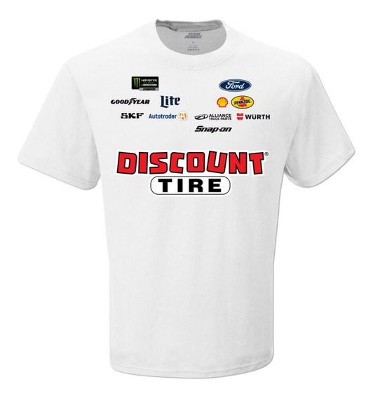 Remeras Originales Nascar!!! 2018/2019