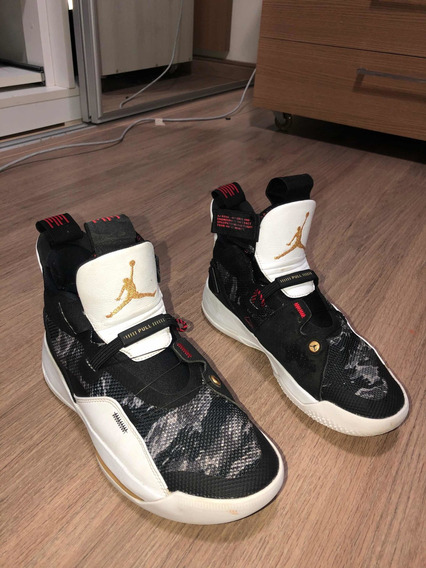 Air Jordan Xxxiii metallic Gold
