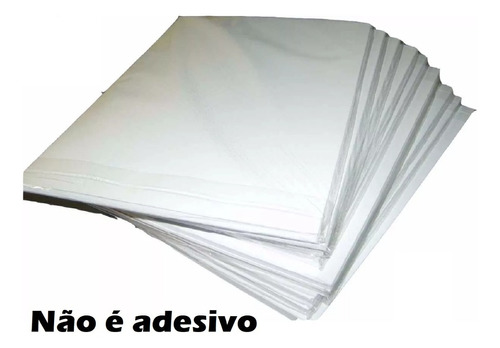 100 Folhas Papel Fotográfico 115g Glossy A4 À Prova D´água