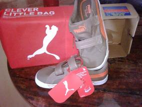 Zapatos Puma35 Originales Para Niños