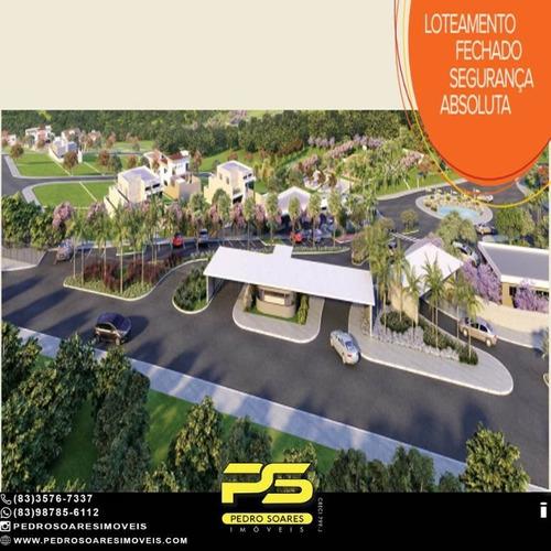 Imagem 1 de 4 de Terreno À Venda, 360 M² Por R$ 192.802 - Condominio Estância Parque De Atibaia - Atibaia/sp - Te0336