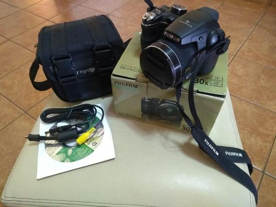 Câmera Digital Fujifilm Finepix S4000 14.0 Megapixels