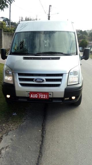 Ford Transit 2.4 14l 5p 2011
