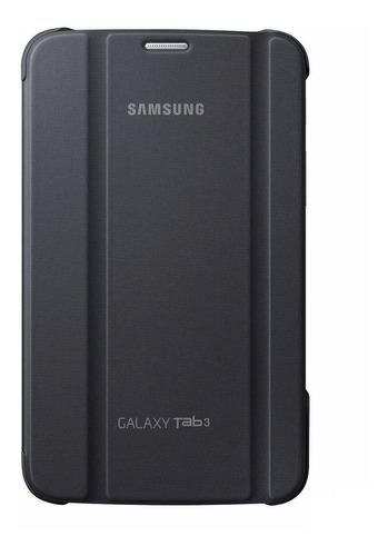 Capa Grafite Book Cover Samsung Galaxy Tab 3 7  Original
