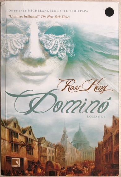Livro Dominó. Romance De Ross King. (sb)