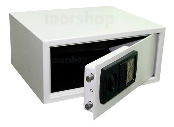 Caja Fuerte Digital Electronica Grande Notebook Con Seguridad Teclado + 2 Llaves