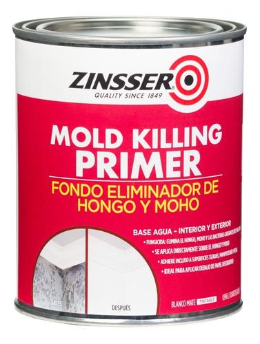Pintura Antihongo Zinsser Mold Killing Prim 3,785l 1083655