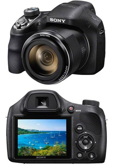 Câmera Sony Dsc H300 20.1mp Classe10