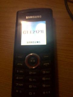 Telefono Basico Samsung E212l