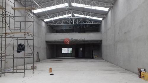 Galpão Comercial Para Locação, Vila Formosa, São Paulo. - Af16755